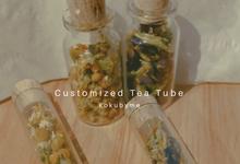 Tea Tube by Kokubyme