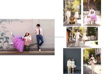 st Jungwoo Studio for korea pre wedding by Noblesse SMD