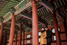 Korea Pre-Wedding Session by The Deluzion Visualworks by The Deluzion Visual Works