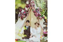 Seoul Studio SS41  Korean Pre-wedding Photography by IDO-WEDDING KOREA