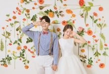 Seoul Studio SS10  Korean Pre-wedding Photography by IDO-WEDDING KOREA