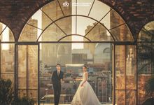 Seoul Studio SS04  Korean Pre-wedding Photography by IDO-WEDDING KOREA