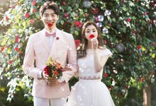 Seoul Studio SS33  Korean Pre-wedding Photography by IDO-WEDDING KOREA