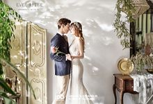 Seoul Studio SS18  Korean Pre-wedding Photography by IDO-WEDDING KOREA