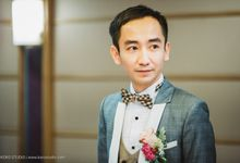 Overseas Wedding Hong Kong Angel and Tango by Koro Studio