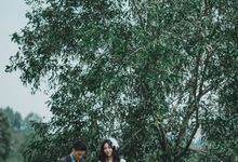 Couple Pre-wedding by Eric Oh  Korean Photographer