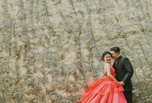 Adrian & Astrid Pre-wedding by Alethea Sposa
