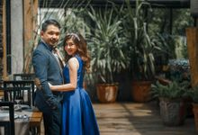 PreWedding Fandi & Ribka by KianPhotomorphosis