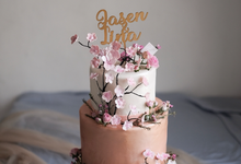 Jason & Lina Engagement by K.pastries
