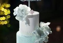 C&K Wedding Bali by K.pastries