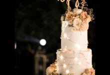 Bali Wedding by K.pastries