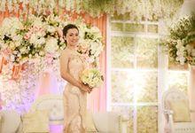 Rama & Ade by ProjectDEA Wedding Planner