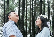 Lina & Kris Prewedding by Orion Art Production