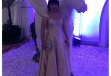 Ball Gown by fashion house by xiang