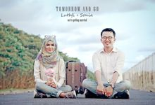 lutfi & sonia Prewedding day by dearma pictura