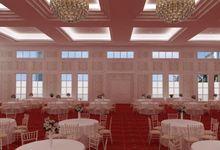 New Ballroom Graha Angkasa Pura 1 Kranji Bekasi by Gedung Serbaguna Graha Angkasa Pura  Kranji Bekasi