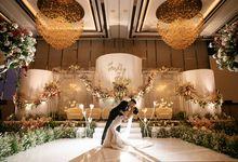 The Wedding Of Sandhy & Sylvani by de_Puzzle Event Management
