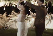 Kris and Agnes Wedding by KAMAYA BALI