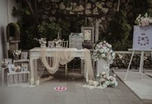 Kris & Agnes Wedding by KAMAYA BALI