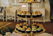 Javanese Wedding Cake by Krista Omah Cake