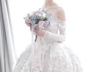 Bride Merlyn by Kristina Yunda Make Up