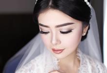 Bride Yolanda by Kristina Yunda Make Up