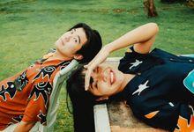 Kyori & Ogek Couple Session by Sincera