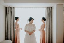 audrey & andreas's wedding by akar photography