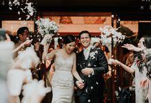 The Wedding of Kefas & Sutra by WYMM Organizer