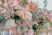 Cliff top wedding by Konsep Sejiwa