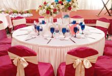 VIP Table Setting by Wedding And You