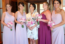 June 2016 Bridesmaids, Sister, Mother of the Groom by PoppySoeratno Make Up Artist