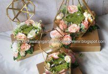 Wedding Ring Box MH 07 by Kuchiwalang Art