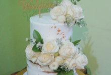Wedding Cake by Kukkikek