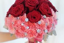 Wedding Anniversary 50th  by Kukua