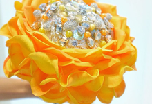 Handbouquet @kukua_wedding by Kukua