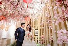 Wedding Ricky & Trinti by Kukua