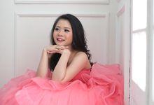 Favor Pre-wedding Gown - Cherish Pink by Favor Brides