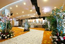 Skyhall Kuningan East Wing AXA tower 46 th floor  South Jakarta (International Package) by Melani Catering & Organizer