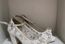 CELLO wedding shoes series  by Helen Kunu by Kunu Looks