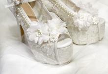 Lolita heels by Helen Kunu by Kunu Looks