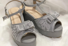 EVIE wedges series by Helen Kunu by Kunu Looks