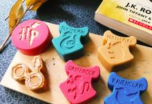 Harry potter soap inspired by Kuppikakku