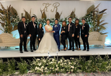 SKY BALL ROOM WEDDING KURNIAWAN & RIRIN by Mercure Jakarta Sabang