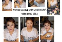 Kursus makeup by Xin-Ai Bride