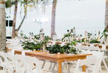 Kurt & Suzette by T&C Rental and Event Services