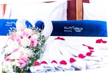Wedding on a Rooftop at Kuta by KutaBex Beach Front Hotel Bali