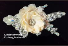 Head Piece by Cherry's  Handmade