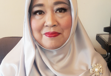 Mom's Makeup by Kwin Makep Artist