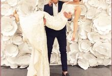 Wedding Photobooth  by Kwirke Indonesia